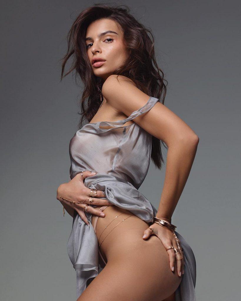 Emily O'Hara Ratajkowski Sexy (Hot Photos)