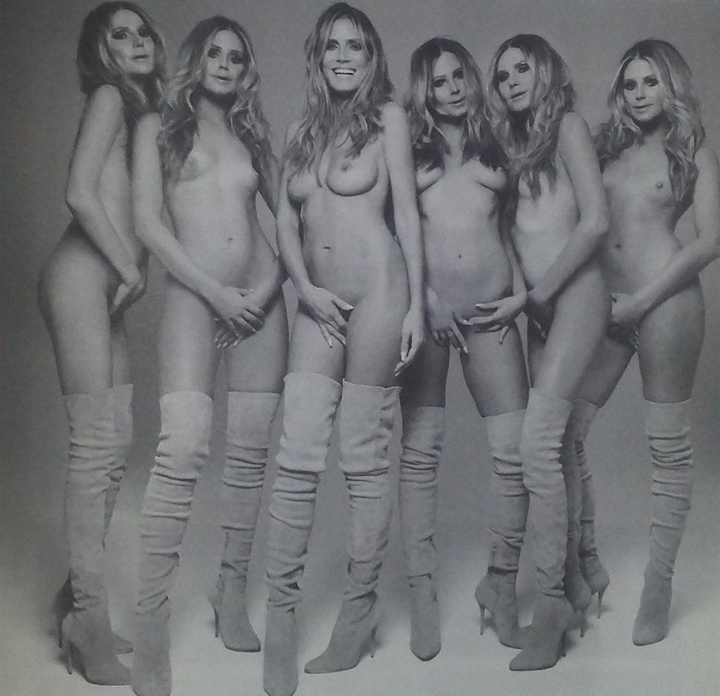 Heidi Klum Nude (36 Photos)