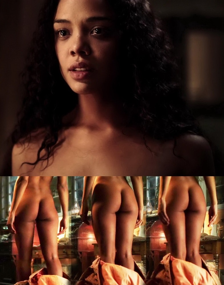 Tessa Thompson Nude Scene Compilation Video