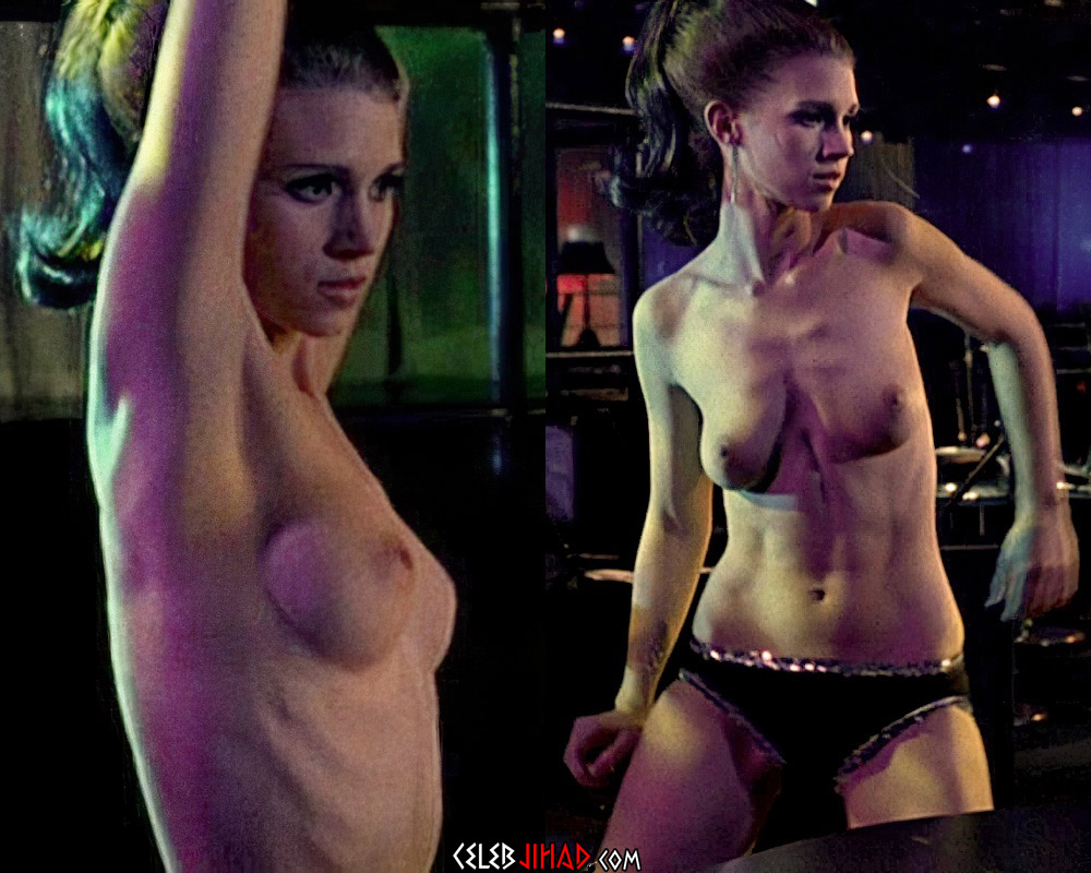 """Julie McNiven Nude Scene From """"Carlito's Way: Rise to Power"""""""