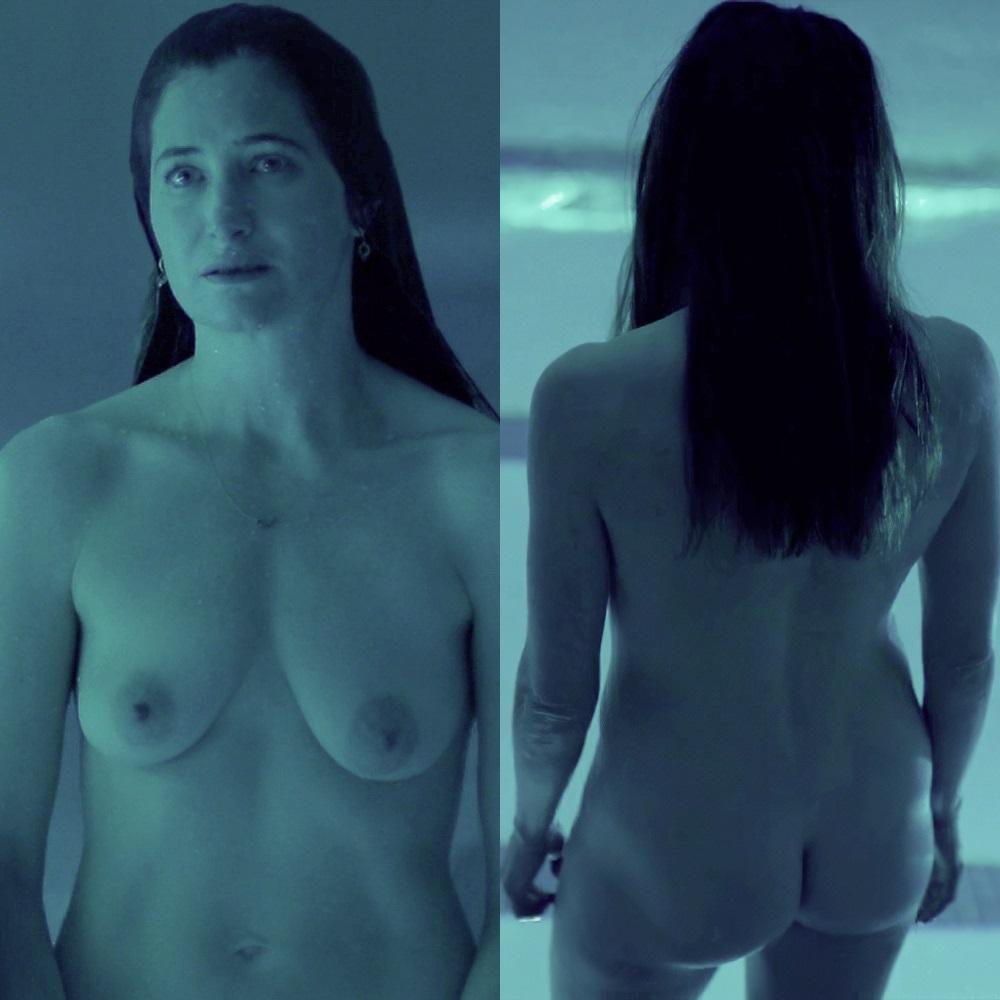 Nackt Hilbert  Tina Louise Descubre los