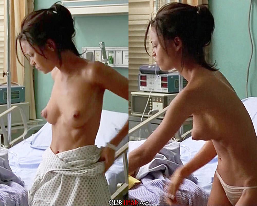 Sally Anne Newton  nackt