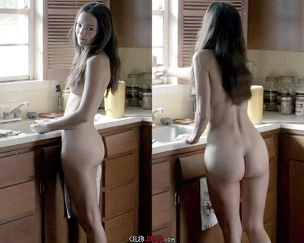 Jodi Balfour nude ass