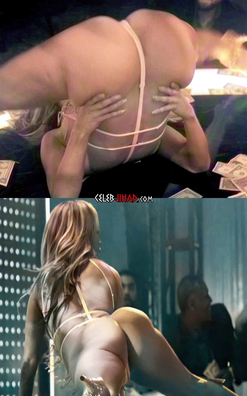 Jennifer Lopez nude ass